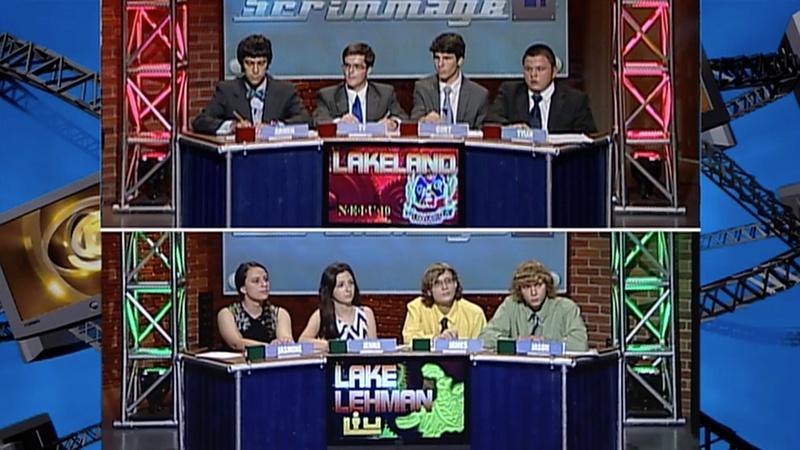 Lakeland vs. Lake Lehman