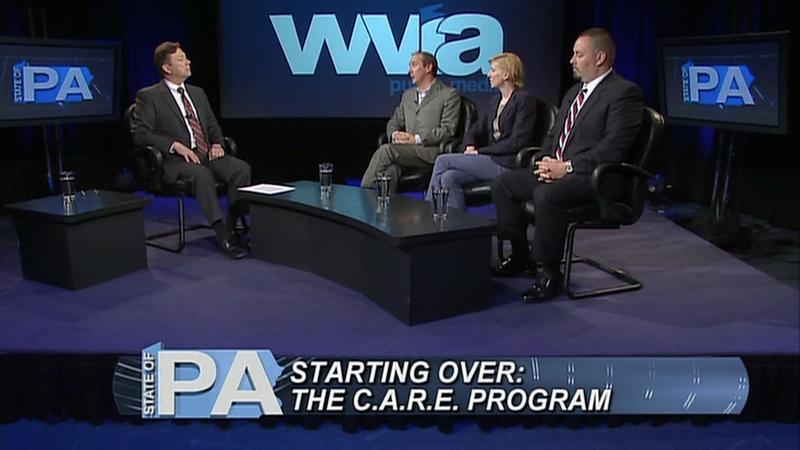 Starting Over: The C.A.R.E. Program