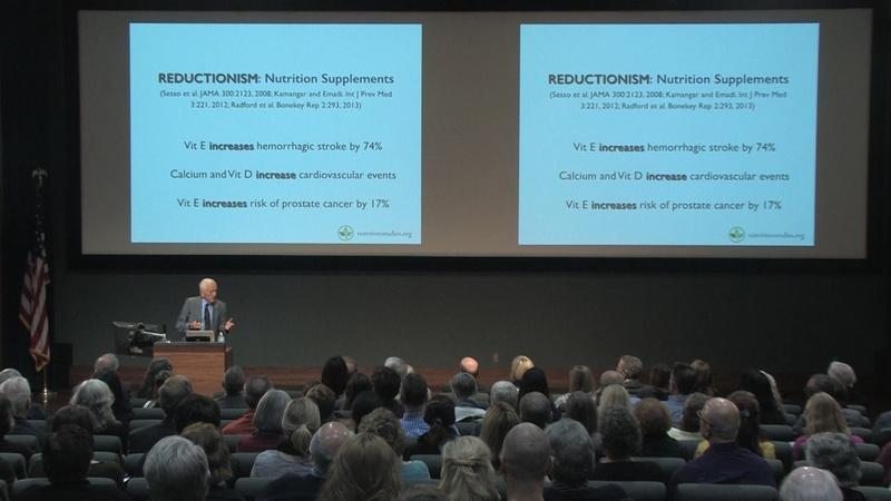 Dr. T. Colin Campbell: Why Is Nutrition Ignored In Medicine?