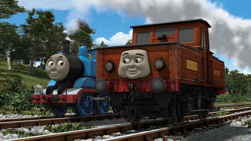 Thomas & Friends - Weekdays at 11:30am