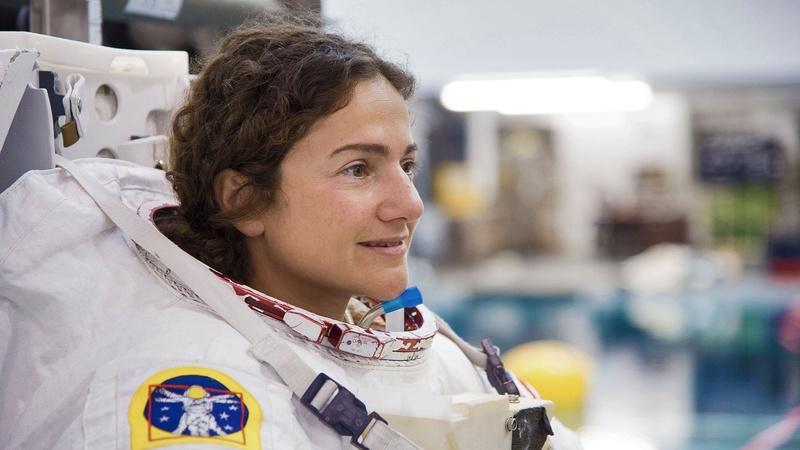 Meet Astronaut Jessica Meir