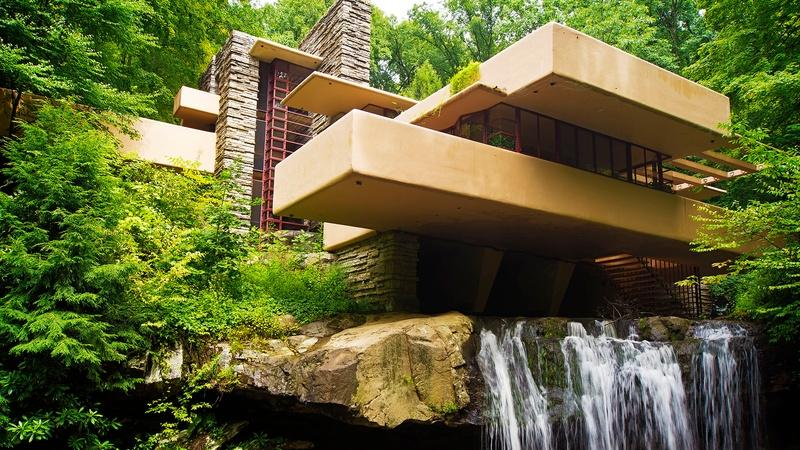 10 buildings that changed america for Americas best home builders
