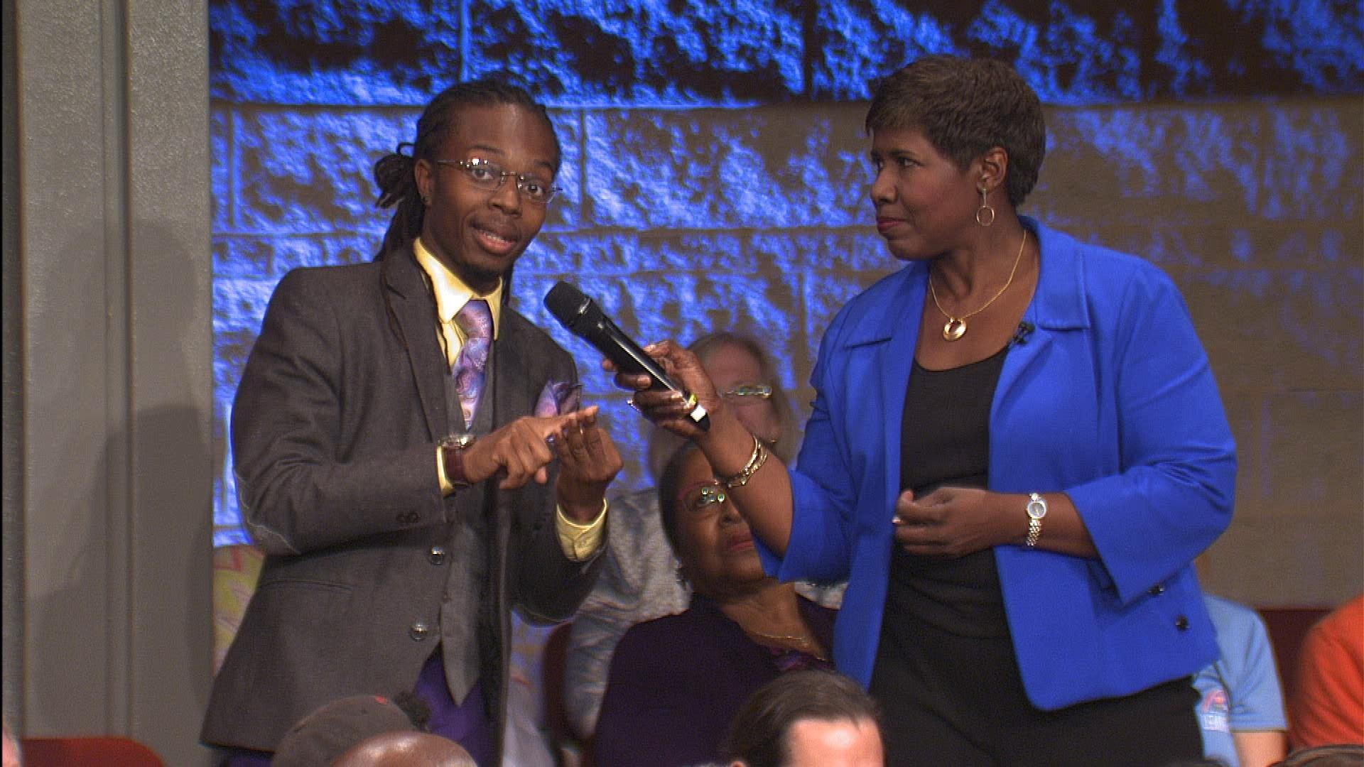 Q&A with Gwen Ifill on Race in America
