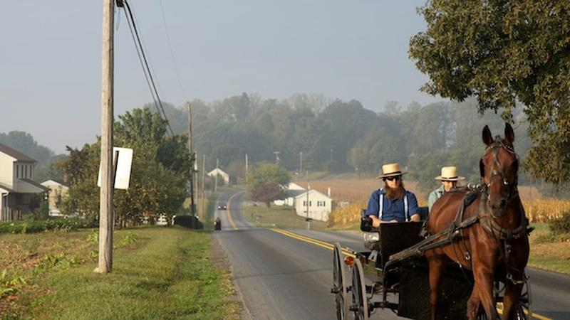 The Amish: Top Ten FAQ