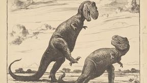 Image of Dinosaurs by Charles R. Knight