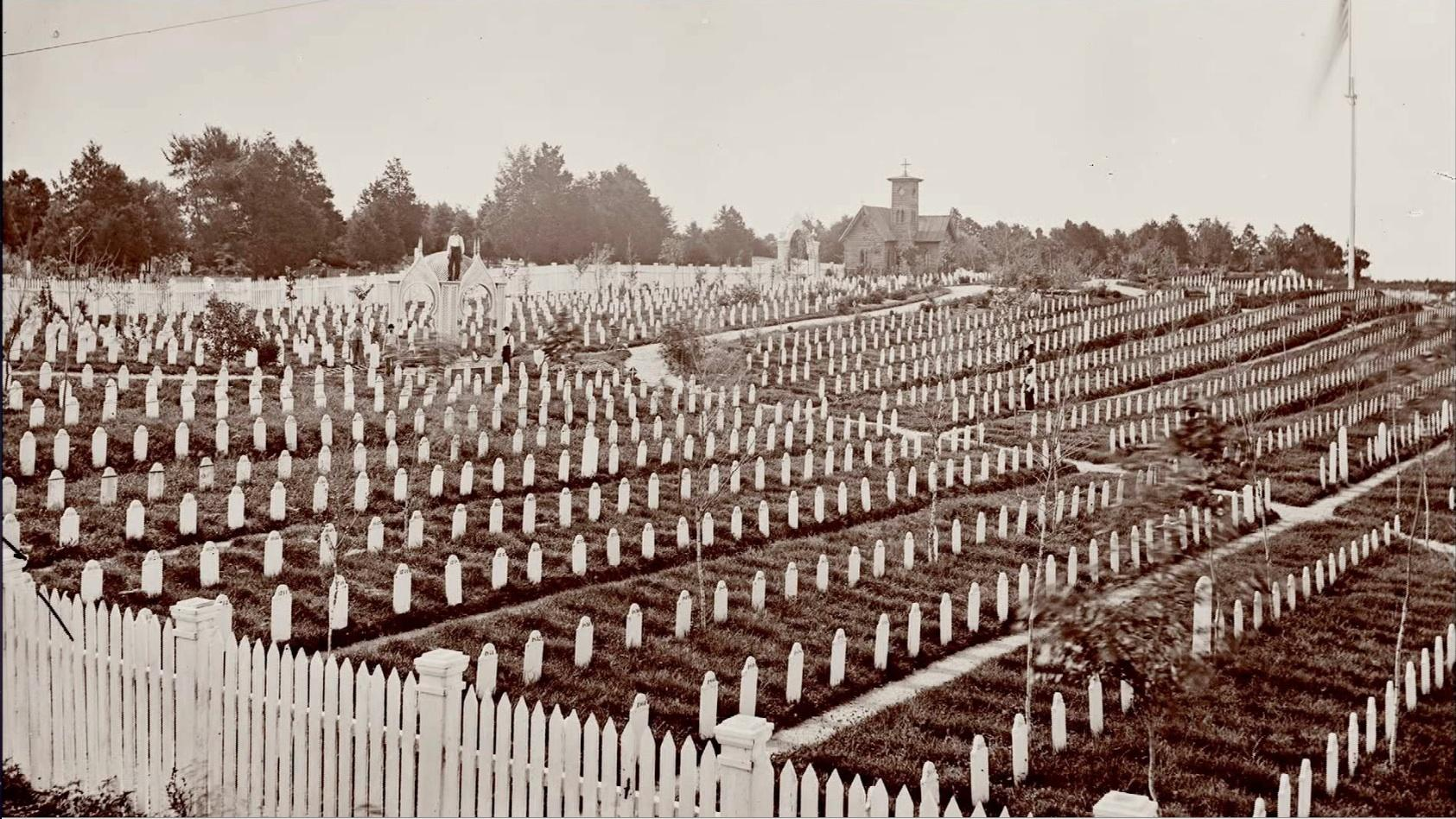 Death and the Civil War: Outstanding Documentary Nomination