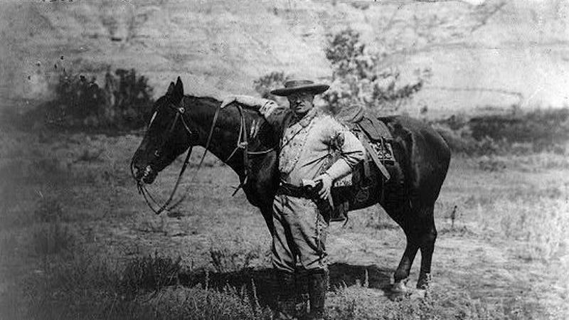 Theodore Roosevelt and the Environment