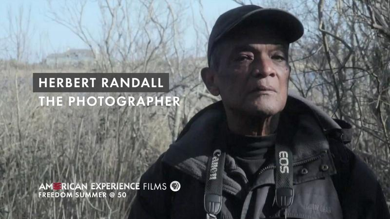 "Herbert Randall - ""The Photographer"""