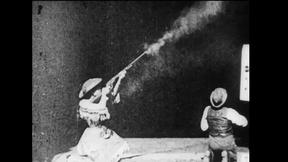 Image of Annie Oakley's Moving Picture