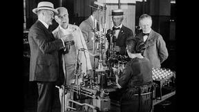 Image of A Day with Thomas A. Edison
