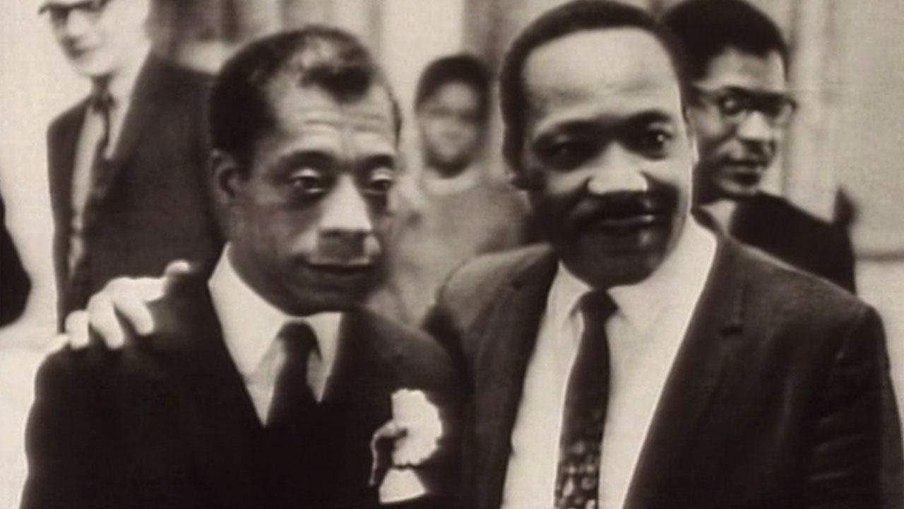 James Baldwin: Civil Rights Highlights