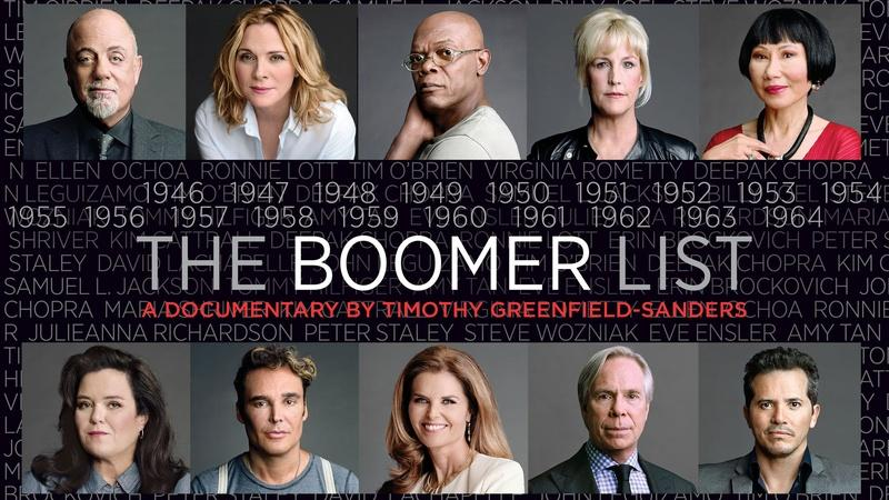 The Boomer List: American Masters