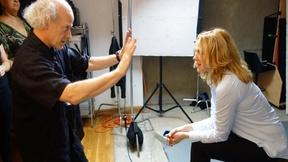 Image of Filmmaker Interview with Timothy Greenfield-Sanders