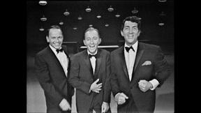 Image of Bing Crosby, Frank Sinatra, and Dean Martin Sing Together