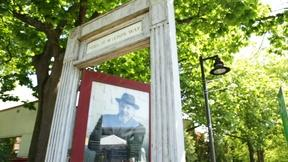 Image of August Wilson in Seattle