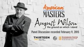 Image of August Wilson: The Ground on Which I Stand, Panel Discussion
