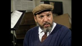 Image of August Wilson on the Dialogue in His Plays