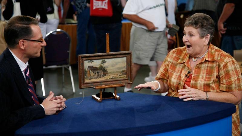 "Antiques Roadshow – ""Finders Keepers"""