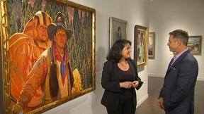 Image of Field Trip: Taos Paintings
