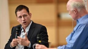 Image of The Afternoon of Conversation: Peter Thiel