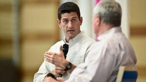 Image of The Afternoon of Conversation: Paul Ryan