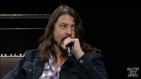 Image of Dave Grohl & Terry Lickona Q&A