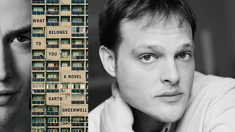Garth Greenwell Interview  | 2016 AWP Conference & Book Fair