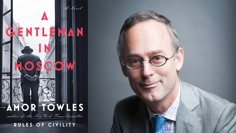 Amor Towles | Book Expo America 2016