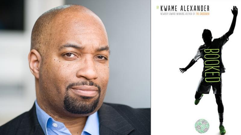 Kwame Alexander | 2016 National Book Festival