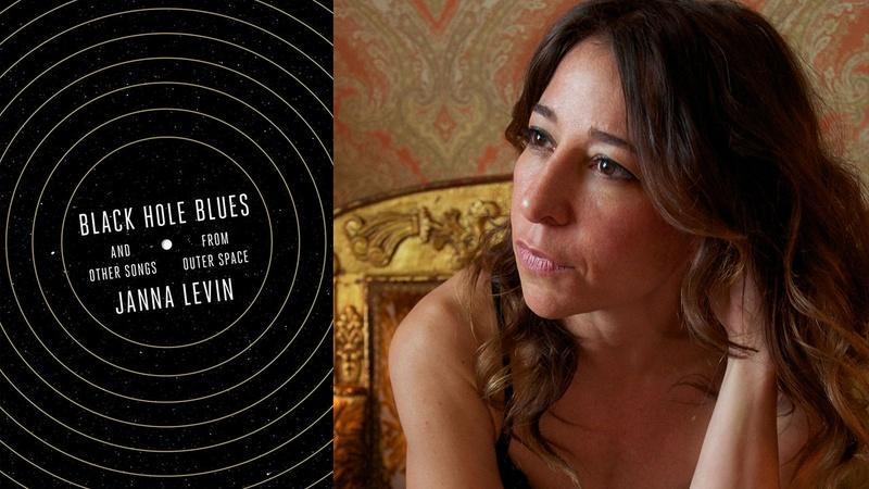 Janna Levin at 2016 Miami Book Fair