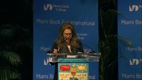 Image of Mark Strand Tribute at Miami Book Fair