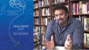 Image of Neal and Brendan Shusterman Interview - 2015 Miami Book Fair