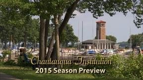 Image of Chautauqua 2015 Season Preview