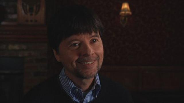 Ken Burns Civil War Interview