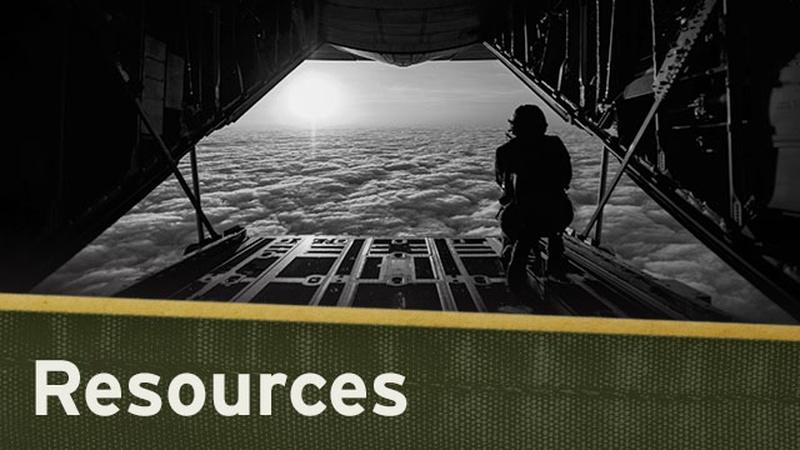 Resources for Military Veterans