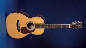 Image of Amazing instruments in the Martin Guitar Co. Museum