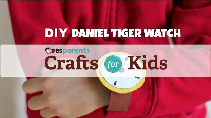 Daniel Tiger Watch