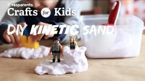 Image of DIY Kinetic Sand