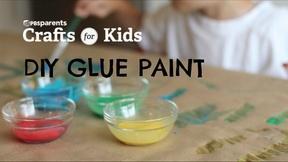 Image of DIY Glue Paint