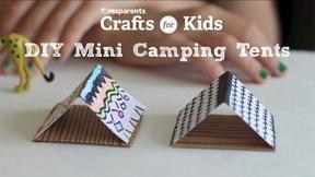 Image of DIY Mini Tents