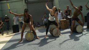 Image of Detroit Performs Clip: Sidewalk Festival