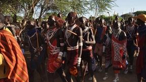 Image of View Photos of Kenya's Maasai Warriors
