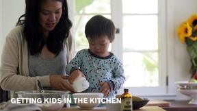 Image of Tips for Getting Kids in the Kitchen