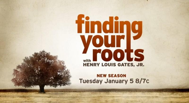 Every Tuesday | Finding Your Roots