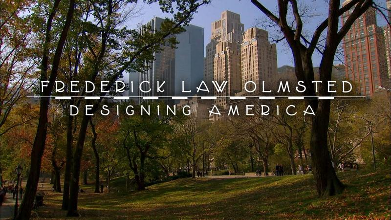 Watch the Frederick Law Olmsted: Designing America trailer.