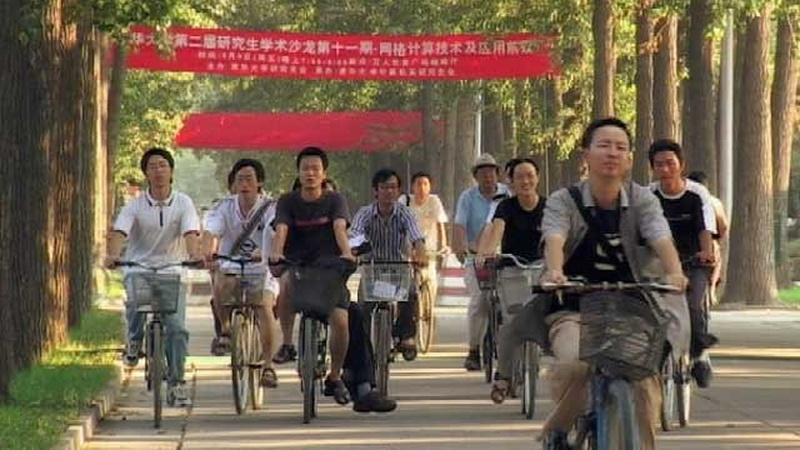 Young and Restless in China: Nine Stories