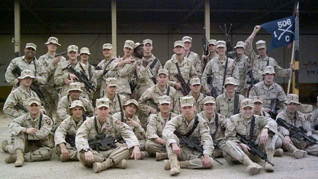 The Wounded Platoon