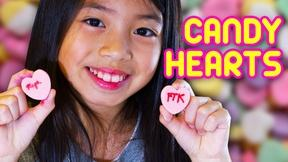 Image of DIY Candy Hearts