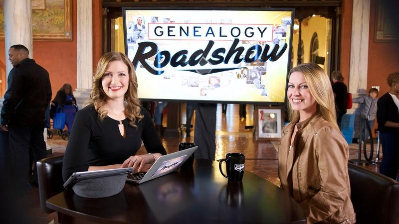 Genealogy Roadshow: Houston