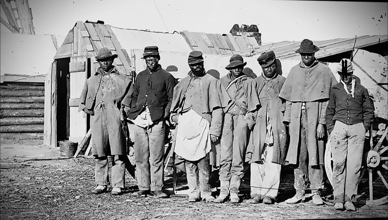 Africans Americans During the Civil War